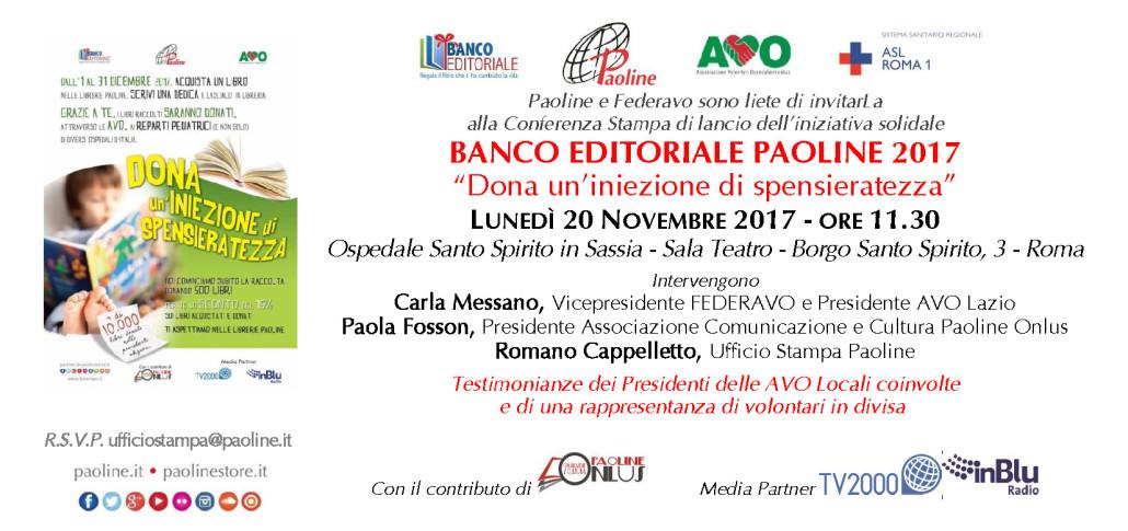 invito conferenza 20 novembre '17